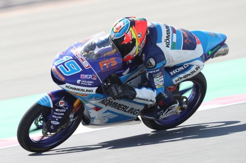 Moto3 Barcelona: Gabriel Rodrigo holt die Pole-Position