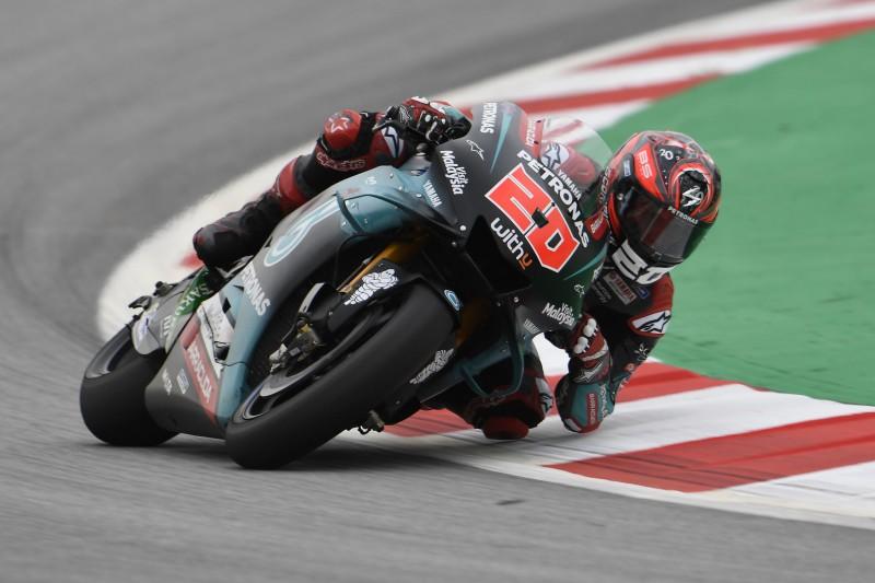 MotoGP Barcelona: Pole-Position für frisch operierten Quartararo