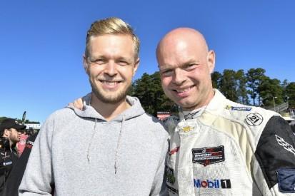 Kevin Magnussen will die 24 Stunden von Le Mans mit Vater Jan fahren