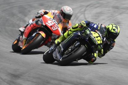 """""""Man hat keine Wahl"""": Rossi über Marquez' Verfolgungstaktik im Qualifying"""