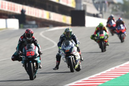 MotoGP Barcelona: Quartararo vor Marquez im Warm-up