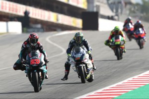 MotoGP Barcelona: Quartararo vor Marquez im Warm-up