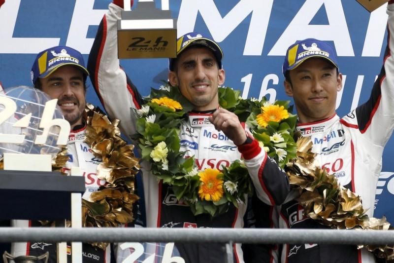 """Alonso beim Abschied bescheiden: Nakajima war """"Mann des Rennens"""""""