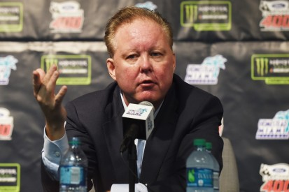 Illegale Substanzen: Ex-NASCAR-Chef Brian France bekommt Deal