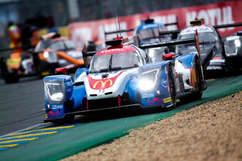 Rene Binder mit Debüt bei den 24 Stunden von Le Mans zufrieden