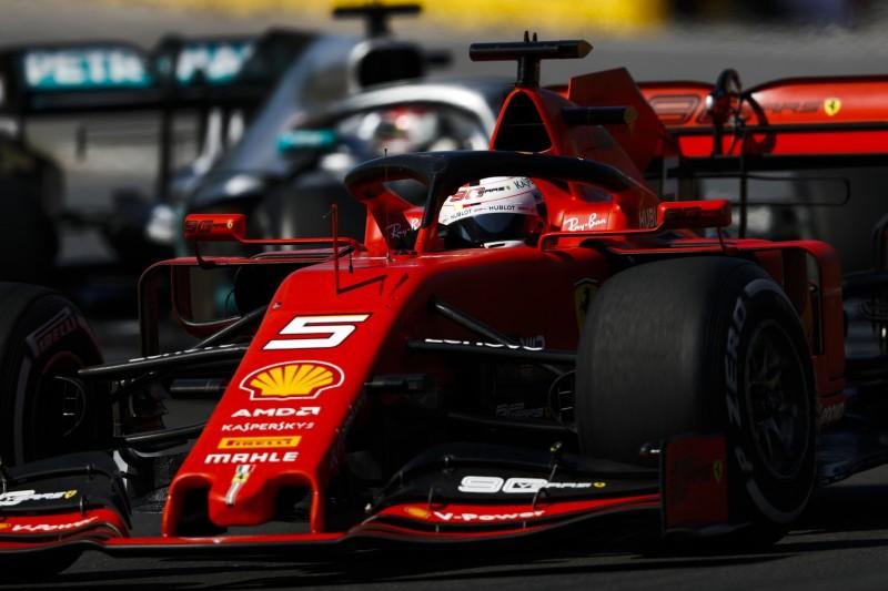 Mogelpackung Kanada: Ferrari-Rückstand auf Mercedes sogar gewachsen