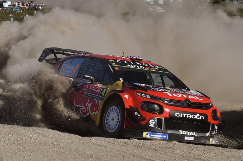 Nationale Rallyes als verkappte WRC-Tests? Citroen fordert Regeländerung