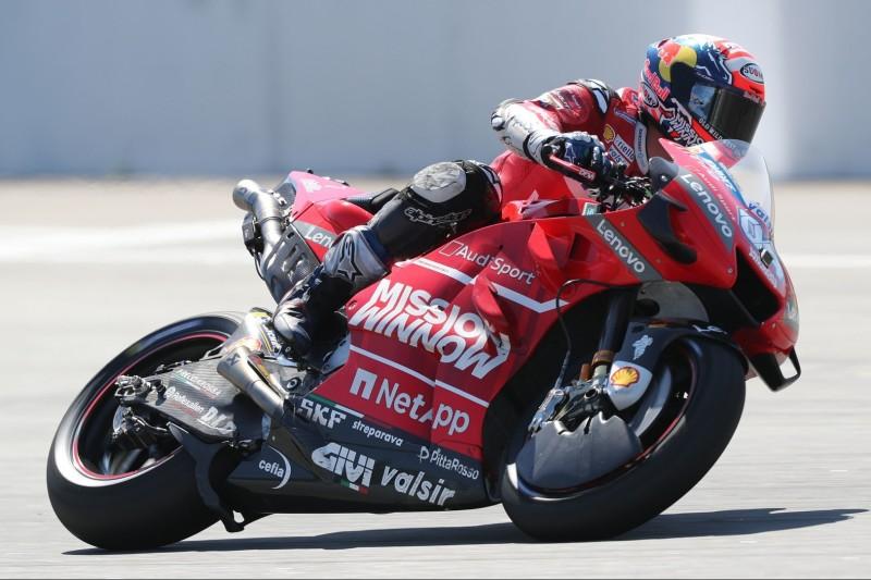 Neues Chassis: Ducati macht Fortschritte beim Kurvenverhalten