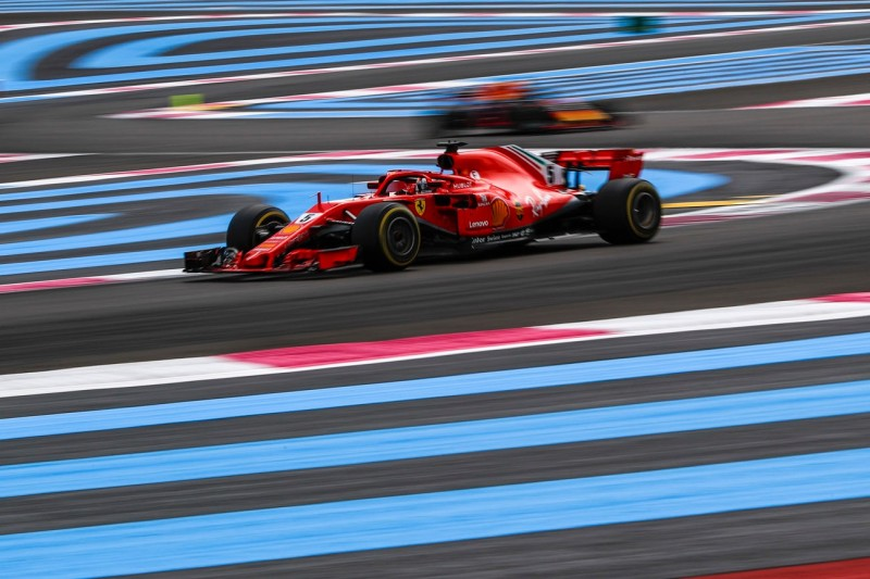 Letzte Chance, um Tickets für den Frankreich-Grand-Prix zu erwerben!