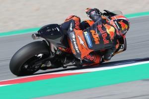 Nach Barcelona-Test: Johann Zarco nun etwas glücklicher mit der KTM