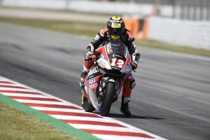 """""""Viel zu hart"""": Tom Lüthi kritisiert Moto2-Reifen für Barcelona"""