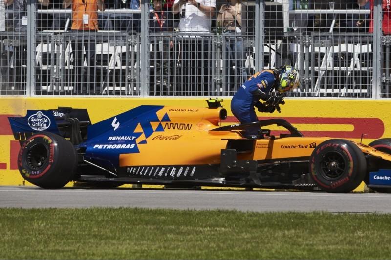"""""""Einzelfall"""": McLaren hat Norris-Ausfallursache in Kanada geklärt"""
