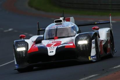 Vor Rennstart: Toyota #7 wurde auf das Set-up von 2018 gesetzt