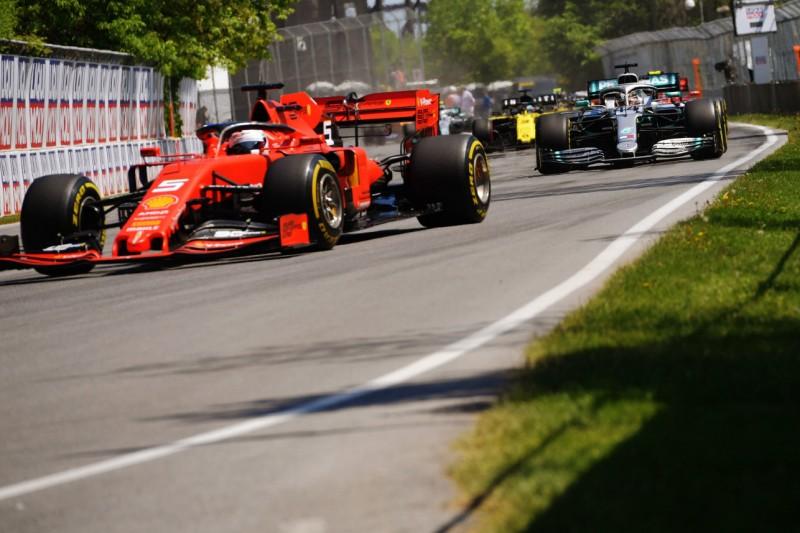 Ferrari bringt Update, Mercedes-Fokus auf Zuverlässigkeit