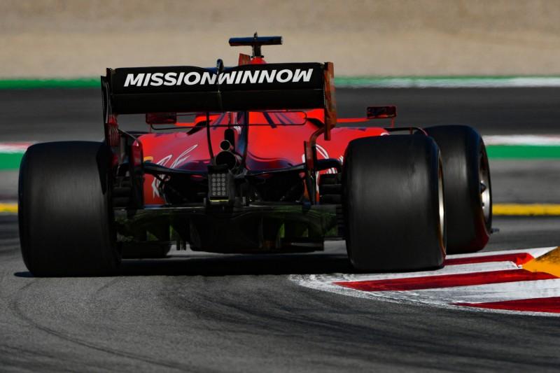 "Ferrari & Ducati bald ohne ""Mission-Winnow""-Logo auf der Strecke?"