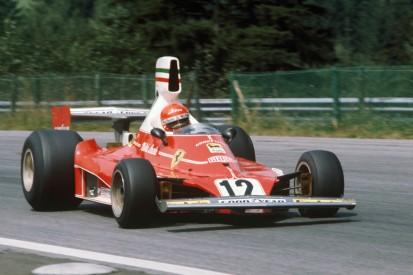 Niki Laudas Weltmeister-Ferrari von 1975 wird versteigert