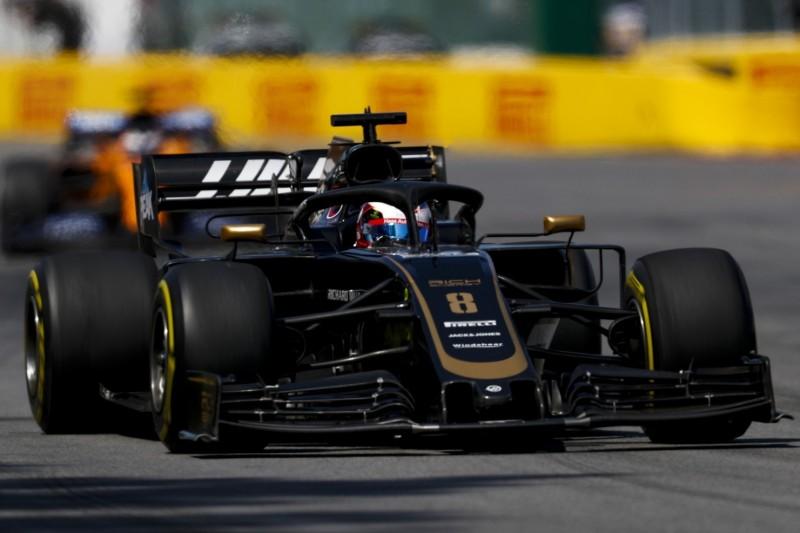 """Haas-Team: Optimismus vor Frankreich """"nicht sehr groß"""""""