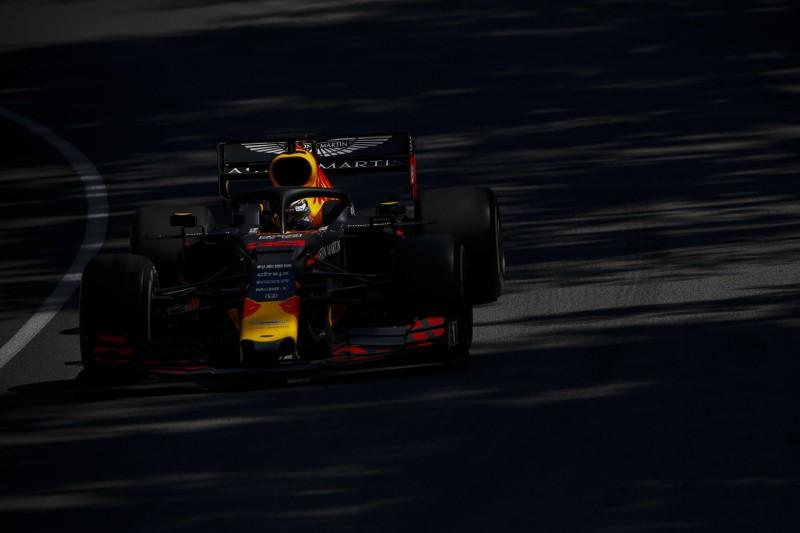 Trotz Motor-Upgrade: Red Bull erwartet keine Monaco-Performance