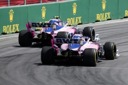 Durchhalten ist angesagt: Neue Teile für Racing Point erst in Deutschland