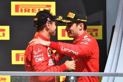 "Vettel führt 6:1 gegen Leclerc: ""Geht weniger um Zahlen"""