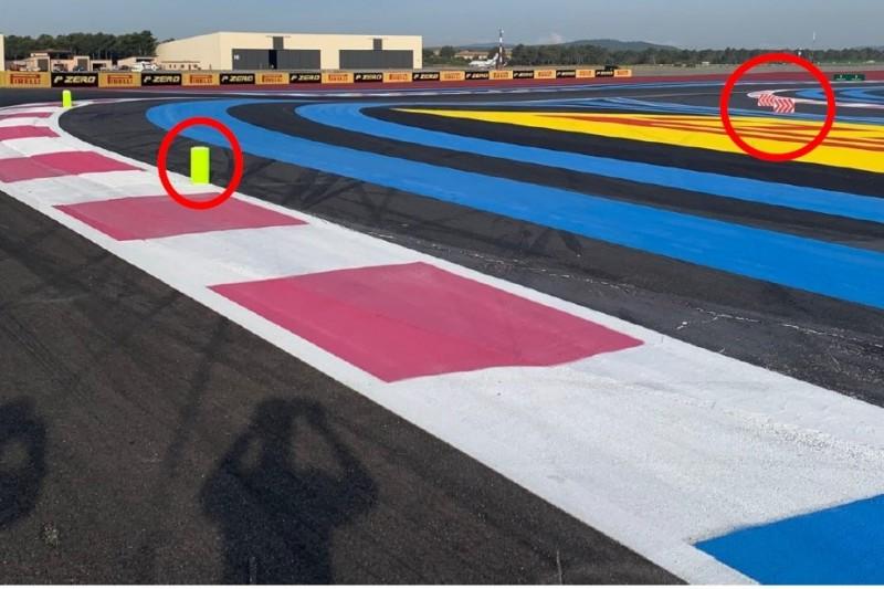 Track-Limits in Le Castellet: Maßnahmen der FIA gegen Schneiden von Kurven