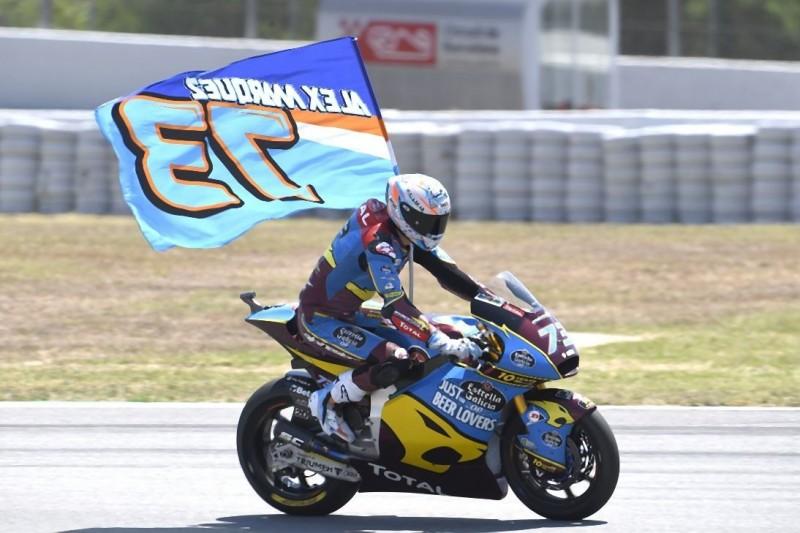 Avintia will 2020 einen Moto2-Rookie holen: So reagiert Alex Marquez