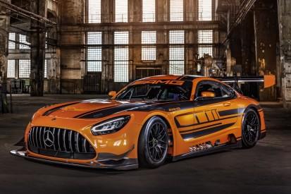 Dritte GT3-Generation: Neue Version des Mercedes-AMG GT3 vorgestellt