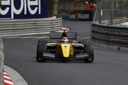Monaco FR3.5: Norman Nato beats Carlos Sainz Jr to pole