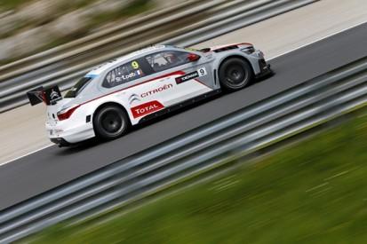 Salzburgring WTCC: Sebastien Loeb leads Saturday practice