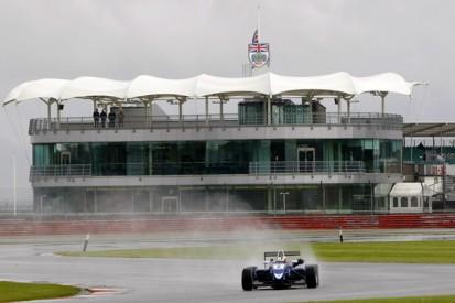 Silverstone British F3: Orudzhev dominates in wet on debut