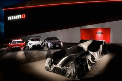 Nissan launches 2015 LMP1 World Endurance and Le Mans programme