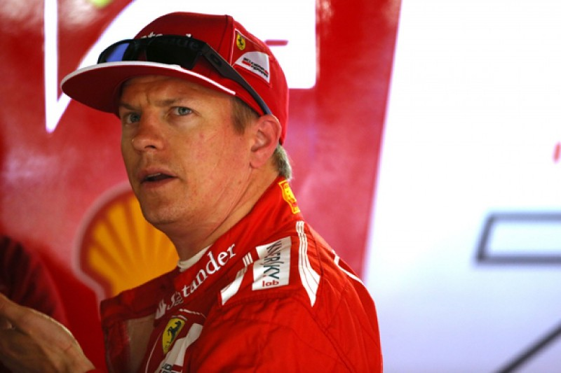 Kimi Raikkonen has same issues as Fernando Alonso, says Ferrari