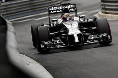 Monaco GP: Button eyes progress, not points