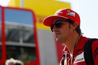 Fernando Alonso says cycling team is still on track