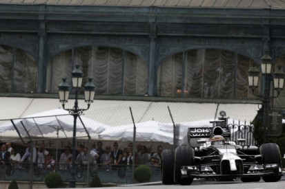 Monaco GP: Jenson Button thrilled with new track surface