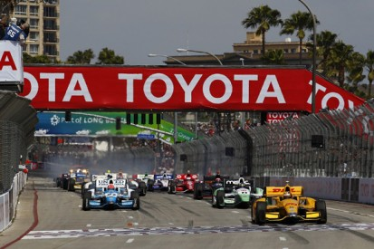 Formula E to race at IndyCar and ex-F1 venue Long Beach
