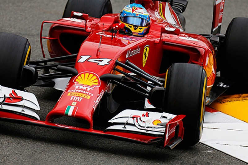 Monaco GP: Fernando Alonso puts Ferrari on top in FP2