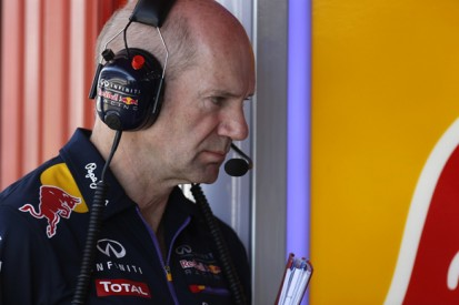 Adrian Newey rules out leaving Red Bull F1 team for Ferrari