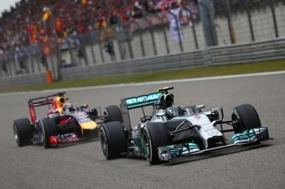 Sebastian Vettel: Red Bull never dominated F1 like Mercedes in 2014