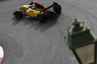 Monaco FR3.5: Norman Nato leads Carlos Sainz Jr in practice