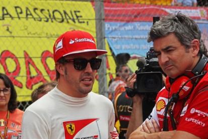 Fernando Alonso: Ferrari still waiting for Marco Mattiacci changes