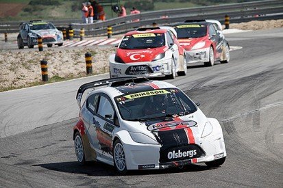 Nelson Piquet Jr joins Lydden World Rallycross Championship round