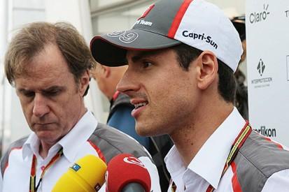Adrian Sutil admits Sauber's Spanish GP update did not work