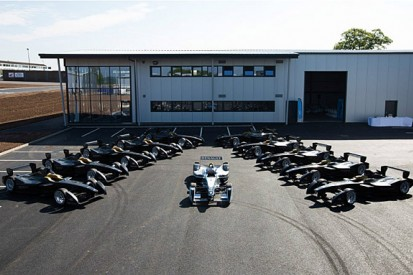 Andretti Formula E team partners with ex-F1 firm Wirth Research