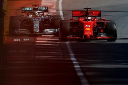 Vettel vs. Hamilton: So hätte der Rennleiter in der Formel E entschieden