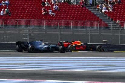 """Formel-1-Training Frankreich: Bottas vorn, """"Kontroverse"""" um Hamilton"""