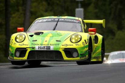 24h Nürburgring 2019: Grello schlägt im 2. Zeittraining zu