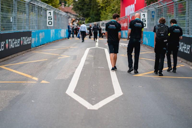 Chaos in Bern: Chaoten beschädigen Strecke, Shakedown verschoben