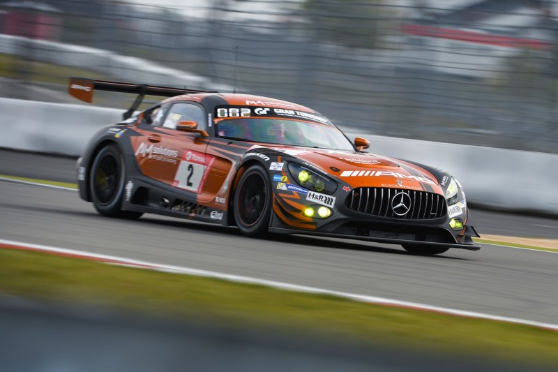 24h Nürburgring 2019: Pole-Position für Mercedes-AMG