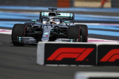 Trotz Fehlzündungen und Balance-Problem: Mercedes vor achtem Sieg